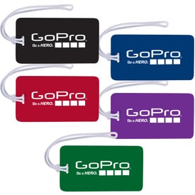 SimpliColor Luggage Tags