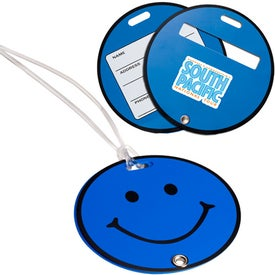 Smilin' Luggage Tag for Promotion