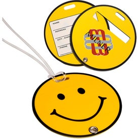 Smilin' Luggage Tag Giveaways