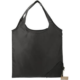Bungalow RPET Foldable Shopper Tote Bags