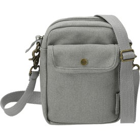 Field and Co Campus Cotton Crossbody Totes