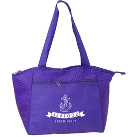 Poly Pro Lunch Wave Tote Bags