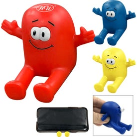 Eye Poppers Stress Reliever Phone Stands