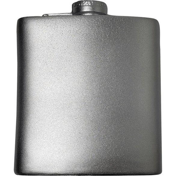 Silver Flask Stress Reliever