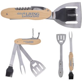 5-in-1 BBQ Tools
