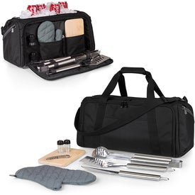 BBQ Kit Grill Set and Coolers
