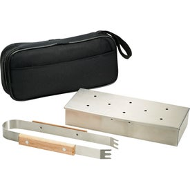 BBQ Smoke Box 3 Piece Set