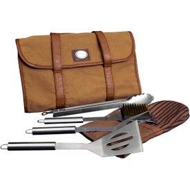 Branson BBQ Tool Set