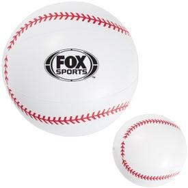 "Baseball Beach Ball (16"")"