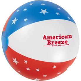 "USA Stars Beach Ball (16"")"