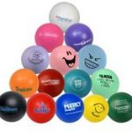 Round Stress Ball from Quality Logo Products