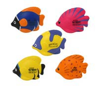 Tropical Fish Stress Reliever from Quality Logo Products