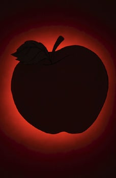 apple-red-black-silhouette