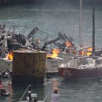 Boats on Fire