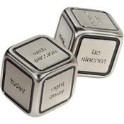 Be thankful for these dice today...