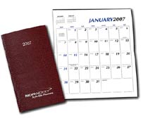 Monthly Pocket Planner from Quality Logo Products