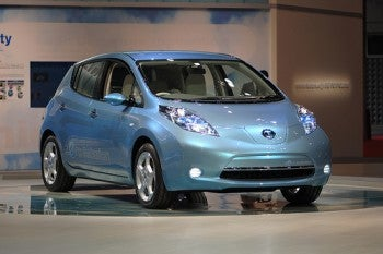 Do the pros outweigh the cons for Nissan Leaf?