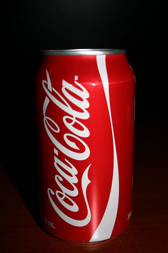 Is a Coke can a promotional product by definition?