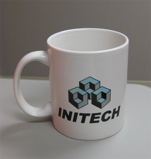 Initech Mug (Office Space)