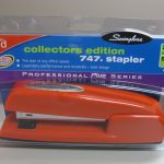 Red Swingline Stapler (Office Space)