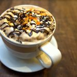 Sweet Coffee Drink