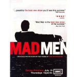 "Embedded advertising plays a central role in AMC's hit show, ""Mad Men."""