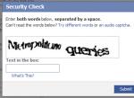 CAPTCHA Advertisements