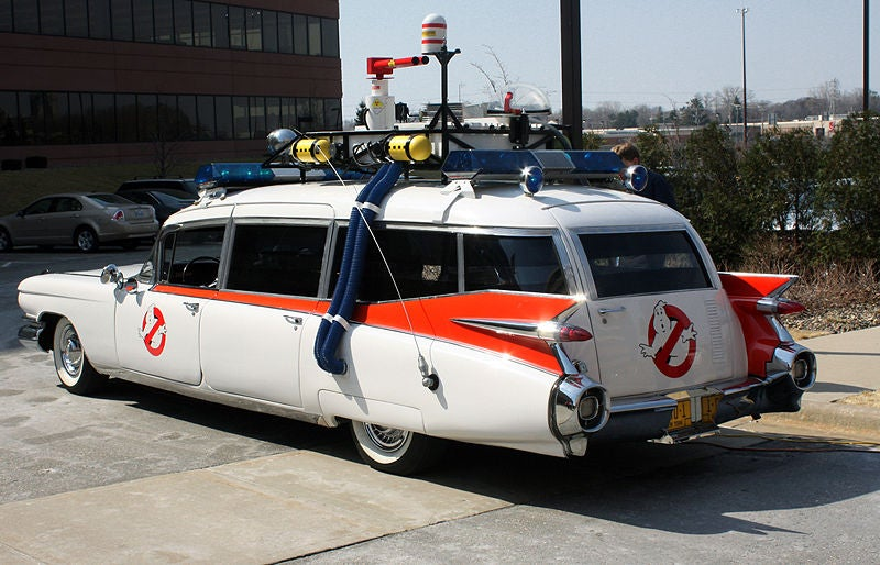 The Ghostbusters turned a high-risk startup company into a full-fledged, entrepreneurial success story.