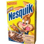Nesquik cereal was like Cocoa Puffs - only better!