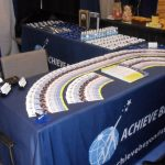 Achieve Beyond: Trade Show Table