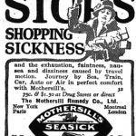 Shopping Sickness