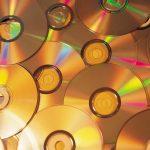 Shiny CDs