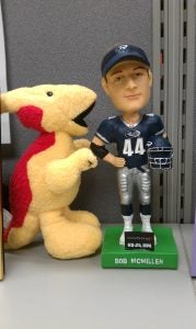 Bobble Head Promotional Product