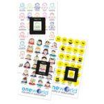 Original Mood Meters Magnet (Digitally Printed)