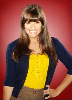 Rachel Berry of Glee