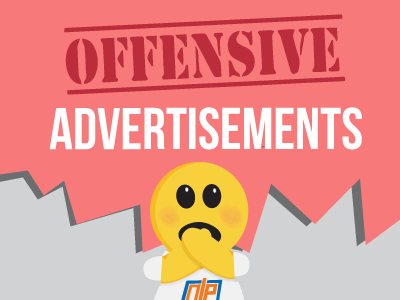 12 Offensive Advertisements You Shouldn't Mimic