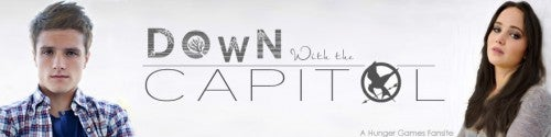 Down With the Capitol Header