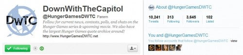 Down With the Capitol Twitter