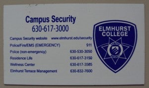 Contact Information Customized Magnet