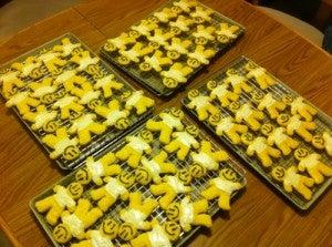 Bubba Cookies!
