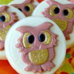Homemade owl soap