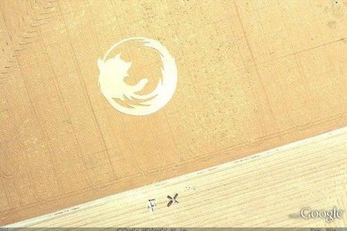 Firefox astrovertisement