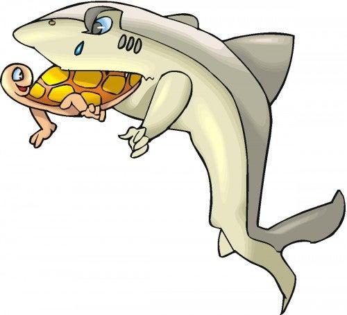 Scary Clip Art Shark