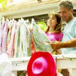 Garage sales serve a double purpose