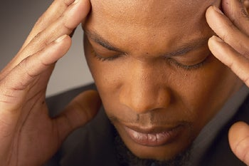 Headaches are only one of the pains caused by eyestrain.