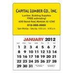 Circle Stick-Up Calendars