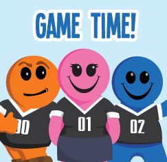 Game Time Graphic