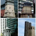 Chicago Bridge Houses