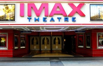 A Better Time at the Theaters: IMAX Wants to Be a 'Consumer Brand' in 2012