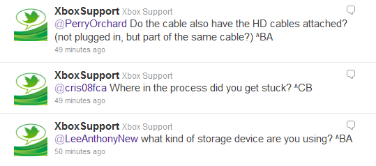Twitter XboxSupport
